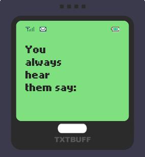 Text Message 21: Maaasahan mo in TxtBuff 1000