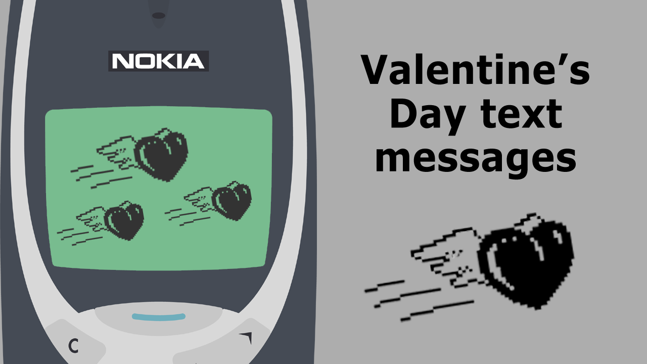 Valentines Day text messages